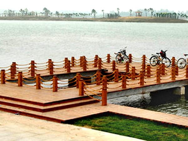 滹沱河生态环境修复工程(朱河段)
